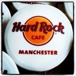 Birthday Celebrations at Hard Rock Cafe Manchester