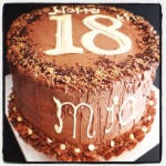 Chocolate Celebration Cake!