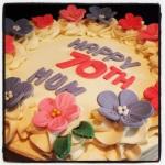 Vanilla Celebration Cake!  #MadeInMacclesfield