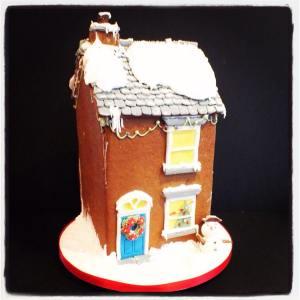 Home Sweet Gingerbread Home