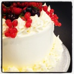 The Very First & Original & Beautiful 'Juliette' Luscious Lemon & Berry Celebration Cake!   #MadeInMacclesfield
